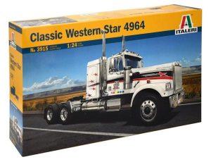 ITALERI 1/24 CLASSIC WESTERN STAR 4964 MODEL KIT