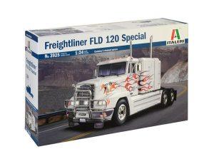 ITALERI 1/24 FREIGHTLINER FLD 120 SPECIAL MODEL KIT