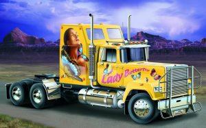 Italeri 1:24 Trucks & Trailers 3820 U.S. Superliner