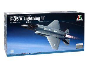 Italeri 1/32 F-35A Lightning II Model Kit