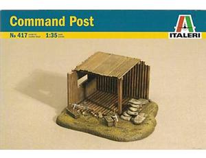 Italeri 1/35 Command Post # 417