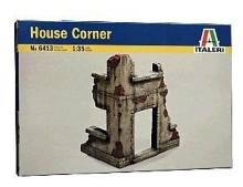 Italeri 1/35 House Corner # 6413