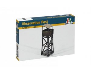 Italeri 1/35 Observation Post # 418
