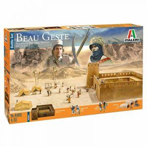 Italeri Beau Gest - Algerian Tuareg Revolt 6183 1:72
