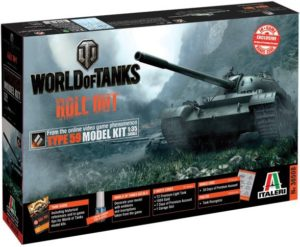 Italeri World of Tanks Type 59 # 36508
