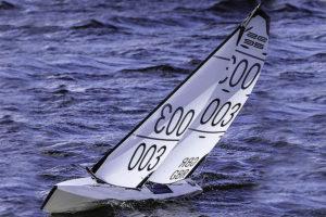 Joysway Dragon Flite 95 Racing Sailing Yacht - RTR JY8811