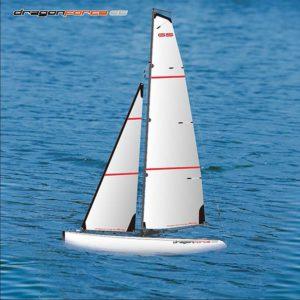 Joysway Dragon Force 65 V6 Version Sailing Yacht - ARTR JY8815A