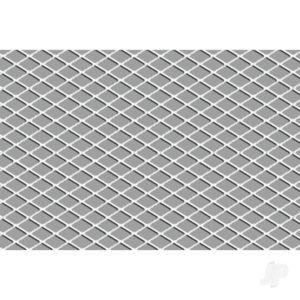 JTT Tread Plate, 1:100, HO-Scale, (2 per pack)