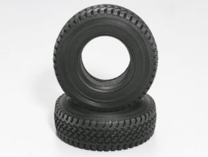 KILLERBODY 1/10TH DETAIL SCALE RUBBER TYRE 3.35/26MM/85MM
