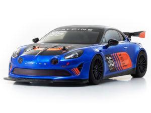Kyosho Fazer MK2 Alpine GT4 1:10 Readyset 34423B