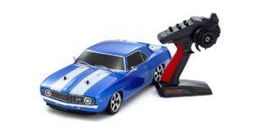 Kyosho FW06 Chevy Camaro Z28 1:10 W/KE15SP - Blue
