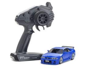 Kyosho Mini-Z AWD Nissan Skyline GT-R Nismo (R33) Blue (MA-020/KT531P) 32616BL