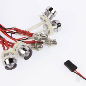 L8 Model Car LED Lights