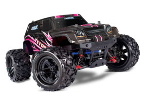 LaTrax Teton 1:18 Scale 4WD Electric Monster Truck PINK