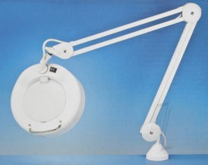 Lightcraft Magnifier Lamp with Cap (Lc8074)