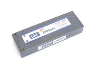 LiHV Stick Battery 6000mAh-120C-7.6V 5mm