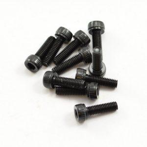 M3 x 10mm Hex Socket Head Cap Screws. 10 pcs