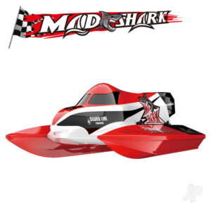 Mad Shark Brushless 2.4GHz RTR (Red)