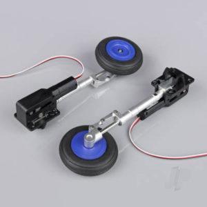 Main Landing Gear Complete (Leg+Wheel+Retract) (for Mig-29)