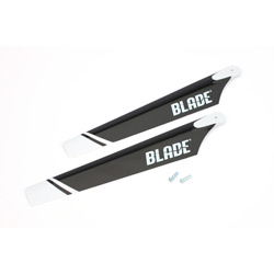 Main Rotor Blade Set with Hardware: 120SR - BLH3116