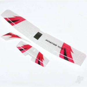 Main Wing and Tail, Painted (Aviator 400)