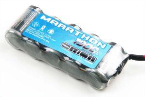 Marathon XL 1900 Receiver Pack Standard NiMH (6.0V) w/RTR/Bec Pl