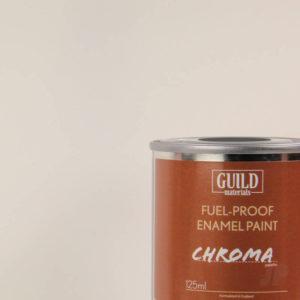 Matt Enamel Fuel-Proof Paint Chroma Clear (125ml Tin)