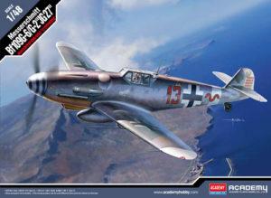 """Me Bf 109G-6/G2 """"JG 27"""""""