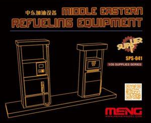 Meng Model 1:35 - Middle East Refuelling Equipment (Resin)