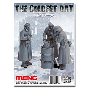 Meng Model 1:35 - The Coldest Day (Resin)