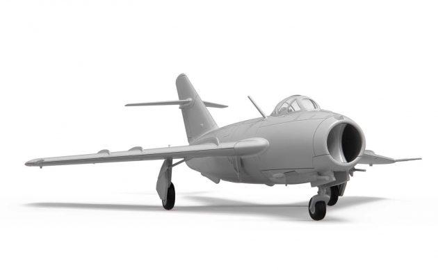 Mikoyan-Gurevich MiG-17F 'Fresco' 1:72
