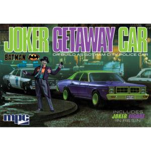 MPC Batman Joker Goon Car 1978 Dodge Monaco