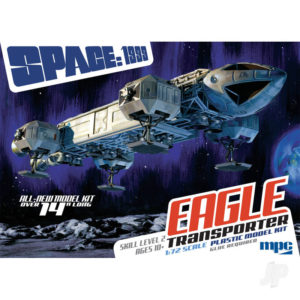 """MPC Space 1999: 14"""" Eagle Transporter"""