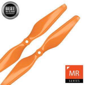 MR - 9x4.5 Propeller Set 2x Orange