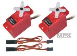 Multiplex Aileron Upgrade-Set Easystar II 65162
