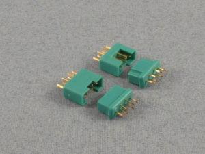 Multiplex Connector Set 2prs