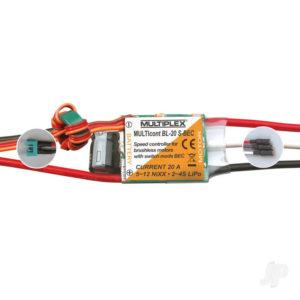 Multiplex ESC MULTIcont BL-20 SBEC 72288