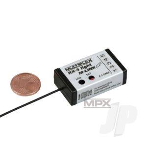 Multiplex Receiver Rx-5 Light M-Link 2.4GHz 55808