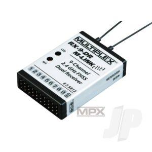 Multiplex Receiver Rx-9-Dr M-Link 2.4GHz 55812