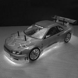 Neon Undercar Lighting Kit - White