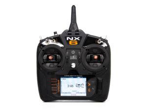 NX6 6 Channel Transmitter Only SPMR6775