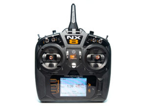 NX8 8 Channel DSMX Transmitter Only SPMR8200