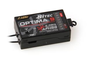 OPTIMA 9 2.4GHz AFHSS TELEMETRIC 9CH F/RANGE