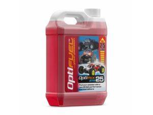 Optimix RTR 25% Nitro Car Fuel - 2.5 Litres