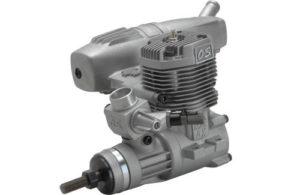OS Engine MAX 46AXII w/E-3071 Silencer