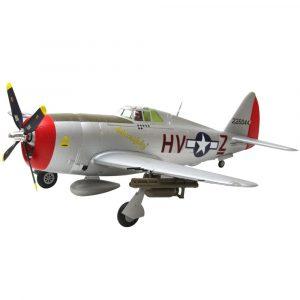 Arrow Hobby P-47 Thunderbolt PNP with Retracts (980mm)