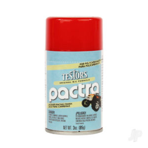 Pactra Spray, Bright Red 85g
