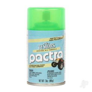 Pactra Spray, Flourescent Green 85g