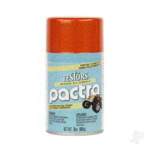 Pactra Spray, Metallic Fry Orange 85g