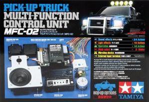 Tamiya Pick Up Multi Function Control Unit